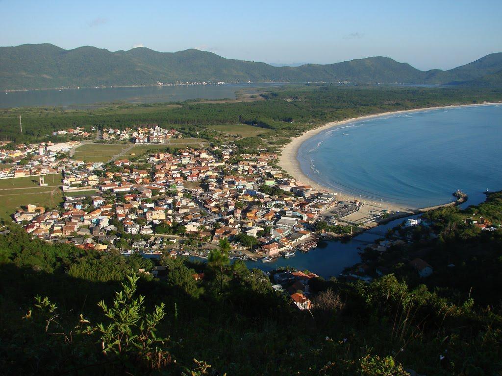 Découvrez Florianópolis – ville du Brésil située sur une île de l'Océan Atlantique