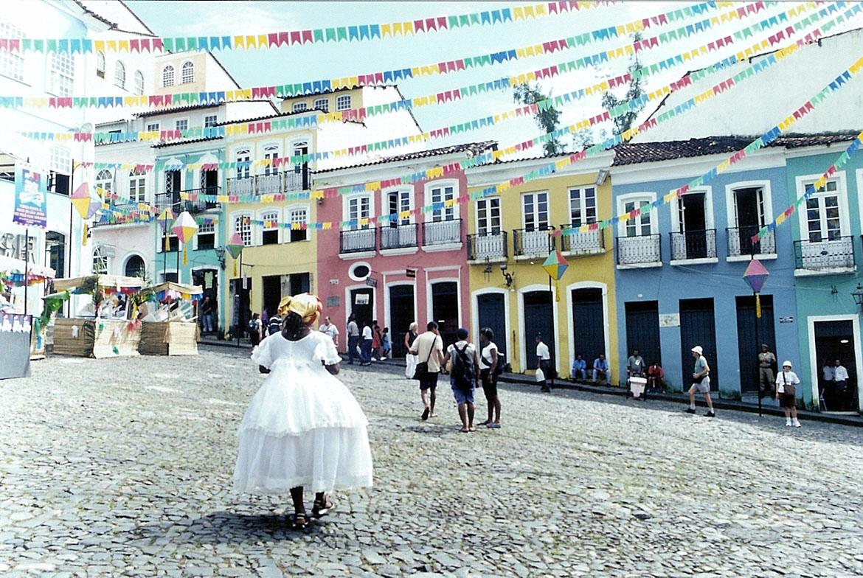 Découvrez la ville de Salvador au Brésil, considérée comme l'un des berceaux de la culture brésilienne