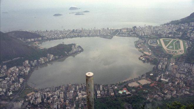 Rio de Janeiro, paysages cariocas entre les montagnes et la mer, déclarée site du patrimoine mondial