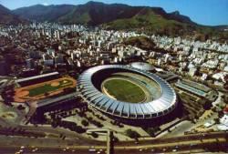 RioDeJaneiro stade Maracana-brésil