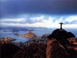 brésil rio coupe du monde