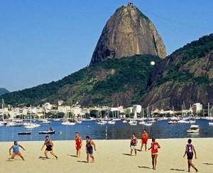 plage de rio brésil