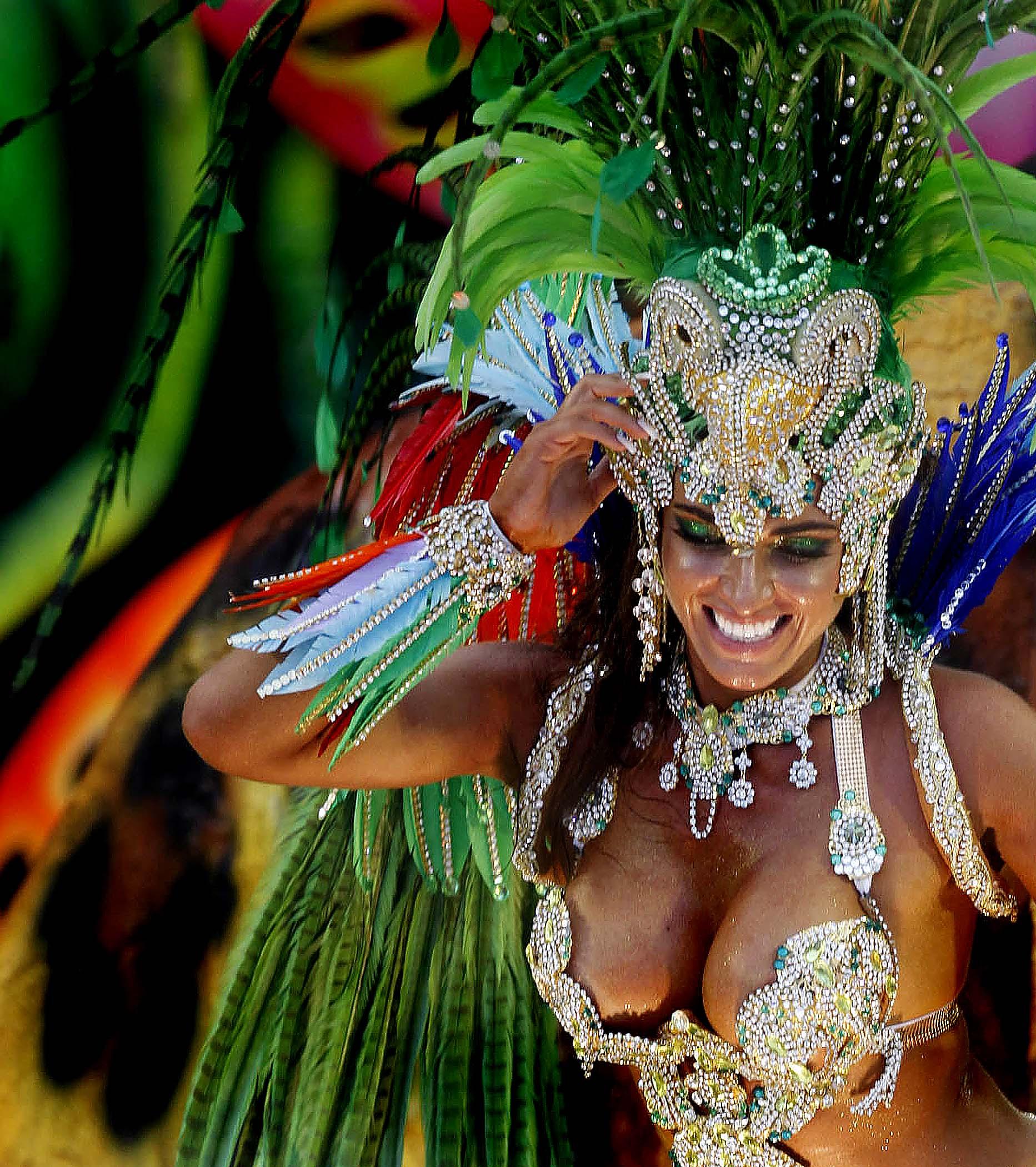L'histoire du Carnaval au Brésil