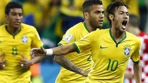 neymar_coupe du monde 2014 Brésil