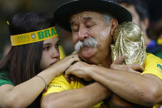 L'effet Coupe du Monde ne parvient pas à attirer les touristes au Brésil