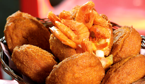 Acarajé cuisine brésil