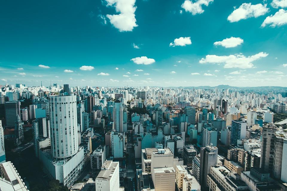 São Paulo, la ville la plus grande, la plus riche et la plus cosmopolite du Brésil,