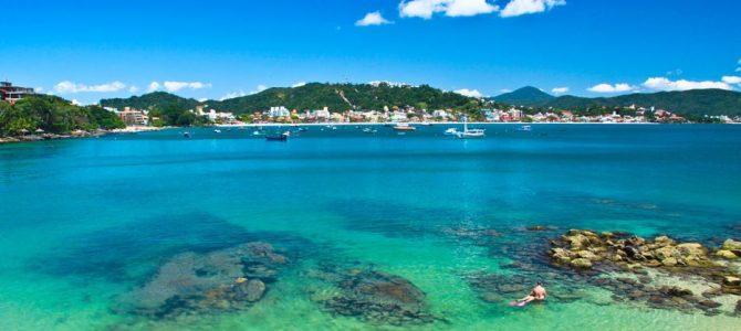 Bombinhas, l'unique péninsule du sud du Brésil